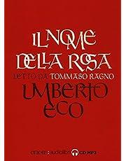 Il nome della rosa letto da Tommaso Ragno. Audiolibro (Bestsellers)
