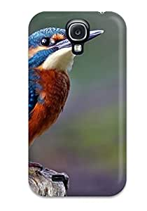 linJUN FENGDurable Protector Case Cover With Bird Hot Design For Galaxy S4