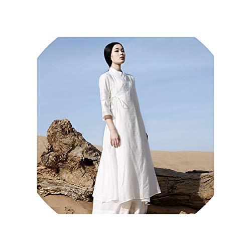 Costume Rentals Long Island (Summer Vietnam aodai Chinese Traditional Dress Long Chinese Cheongsam Dress,color1 Dress,One)