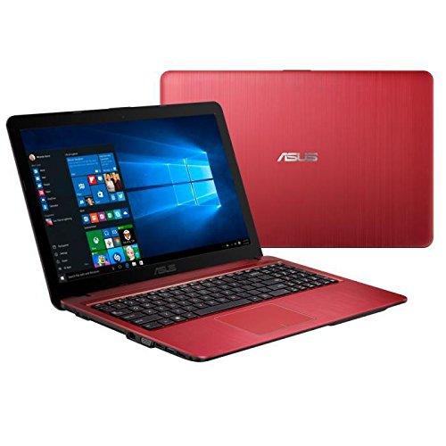 ASUS PC portátil r540lj-dm173t Rojo 15.6 – 4 GB de RAM – Windows 10