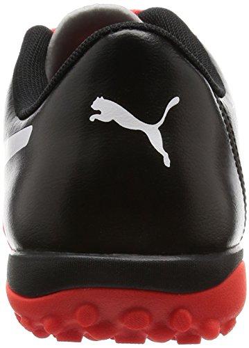 Puma Black Erwachsene 3 Rot EvoPower 03 puma Tricks Unisex Fußballschuhe Blast Red 4 TT White OrwHOx