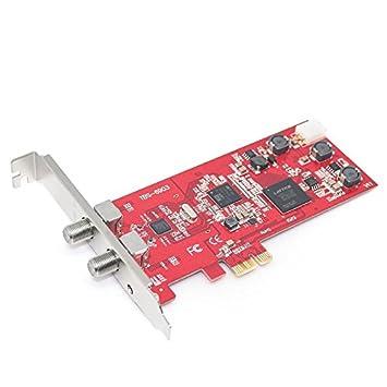 TBS6903 Profesional Tarjeta sintonizadora PCIe de TV ...