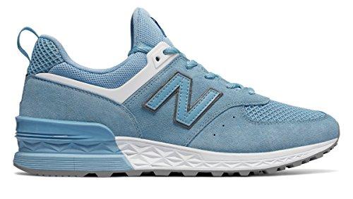 スライム締め切りパック(ニューバランス) New Balance 靴?シューズ メンズライフスタイル 574 Sport Clear Sky スカイ US 11 (29cm)