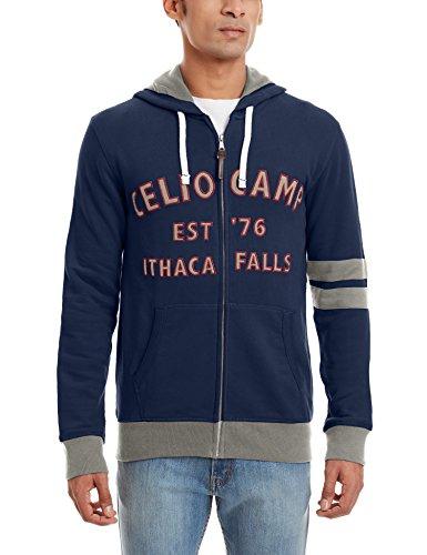 Celio Men's Cotton Sweatshirt-SPL