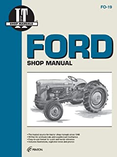 amazon com 1953 1954 1955 ford tractor naa owners manual guide rh amazon com