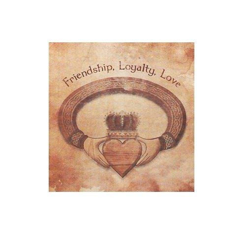 Irish Claddagh Ornament - 4