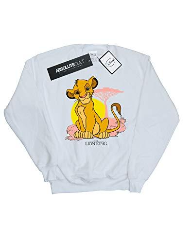 Simba Lion The King Entrenamiento Disney De Blanco Pastel Camisa Mujer xn7P5RI