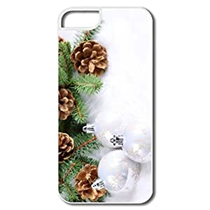 Christmas Plastic Generic Cover For IPhone 5/5s
