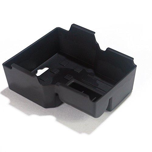 Plastic Interior Front Center Console Armrest Organizer Tray Storage Box 1PCS Black for Suzuki Vitara/Escudo 2016 2017 2018