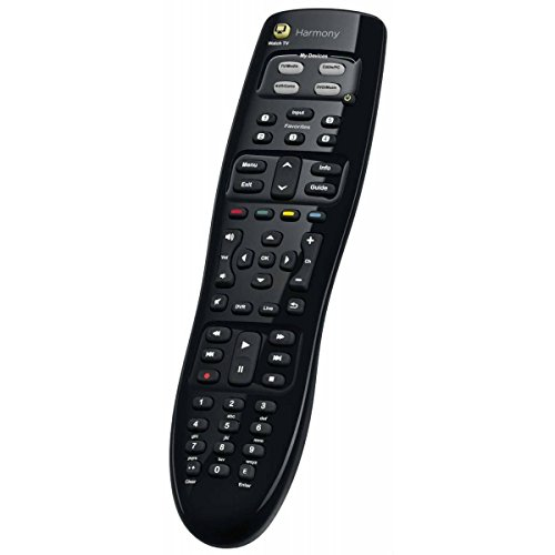 Logitech Harmony 350 for Universal Control of Up To 8 Entertainment Devices ( Renewed ) (Best Internet Stereo Receiver)