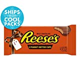 REESE'S 1lb, Chocolate Candy Bar, (2) 8oz Peanut Butter Cups, Great as Gifts