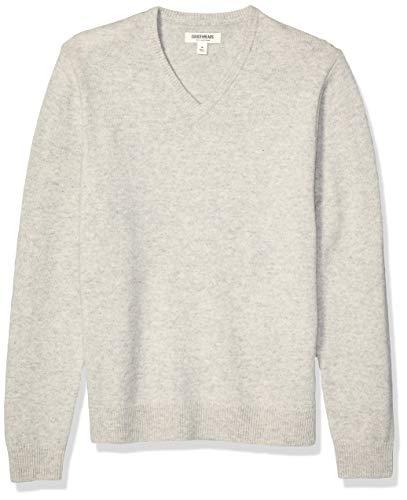 Goodthreads Men's Lambswool V-Neck Sweater