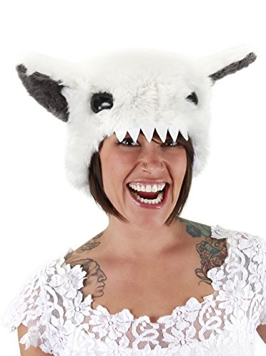 Abominable Snowman Costume Yeti Hat by elope ()
