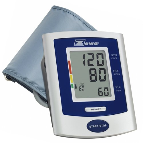 Zewa UAM-830XL Automatic Blood Pressure Monitor with XL Cuff