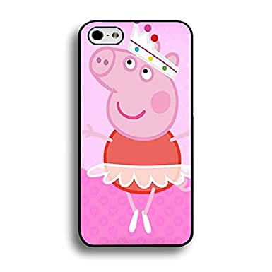 los angeles 93769 71c08 Peppa Pig Cartoon Friend Darling Phone Case Exquisite Cover for ...