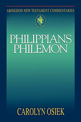 Abingdon New Testament Commentaries: Philippians & Philemon