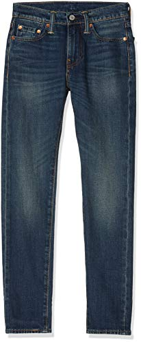 Levi's Uomo 510 701 Square madison Jeans Blu Fit trradwqB