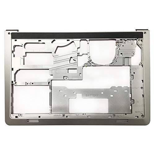 lenboes Replacement Laptop Bottom Base Midframe Lower Case Enclosure Chassis for Dell Inspiron 15 5542 5543 5545 5547 5548 006WV6 Base Enclosure Chassis Bottom