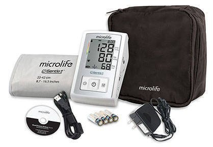 Amazon.com: Microlife BP3GX1-5A Premium Blood Pressure Monitor: Health & Personal Care