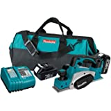 Makita LXPK01 18V LXT Lithium-Ion Cordless 3-1/4-Inch Planer Kit (Discontinued by Manufacturer)