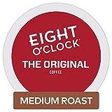 Eight O'Clock Coffee The Original, Single Serve Coffee K-Cup Pod, Medium Roast, 165 (The Original, 160 Count)