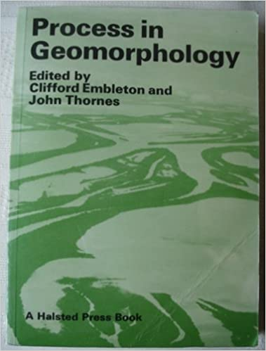 Process in Geomorphology