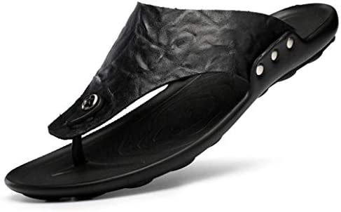 レザーサンダル メンズ サマーシューズ 大きいサイズ 衝撃吸収 防臭性 滑り止め ビーサン サンダル ウォーターシューズ 歩きやすい コンフォート アウトドアサンダル カジュアル リラックス 排水デザイン 速乾性