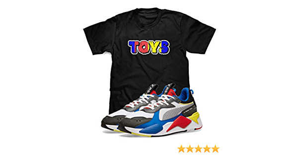 to Match Puma Select RS-X Toys Sneakers
