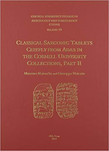 cusas-19-classical-sargonic-tablets-chiefly-from-adab-part-ii