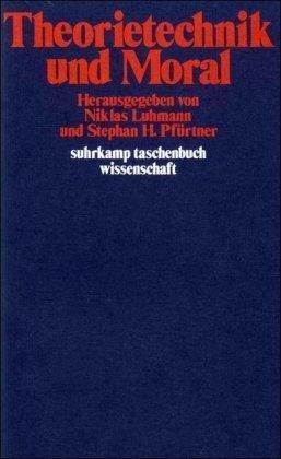 Theorietechnik und Moral(Paperback) - 1978 Edition