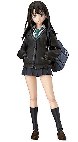 (Max Factory Idolmaster: Cinderella Girls: Rin Shibuya Figma Action Figure)