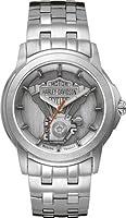 Harley-Davidson® Men's Bulova Bracelet Watch 76A021