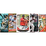 BOSTON RED SOX Baseball Card Team Lot - 250 Assorted Cards