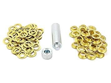 Einschlagstempel für  16 mm Ösen  Rundösen PROFI Ösenwerkzeug
