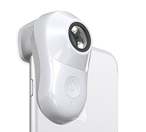 MoleScope II (Professionals) - Smartphone Attachable Dermoscope for Samsung Galaxy S8+ by MoleScope (Image #2)