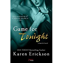 Game For Tonight (Game for It Book 3)