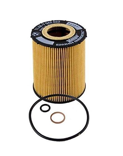 Bmw Original Parts (BMW Genuine Original Oil Filter 550i 650i 750i 760i 750Li 760Li)