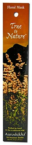 Auroshikha Incense products Floral Musk (Krishna Musk)