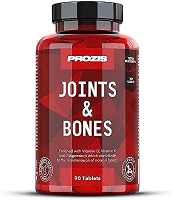 Prozis Joints & Bones 90 comprimidos Refuerza la salud de los ...