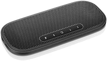 Lenovo 700 Ultraportable Bluetooth Speaker, USB-C & NFC Connectivity, Rechargeable Battery, 2 Hour Cost for 12 Hours Play, IPX2 Splash Resistance, Smaller Than Smartphone, 0.32 Kilos, GXD0T32973