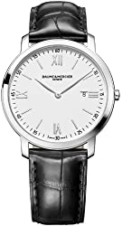 Baume and Mercier Classima Executives Men's Quartz Watch MOA10097