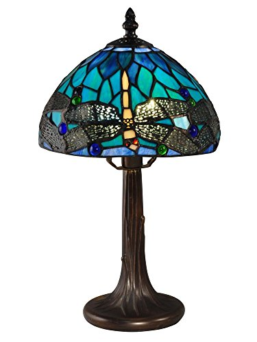Dale Tiffany Classic Dragonfly Accent (Dale Tiffany Dragonfly Lamp)
