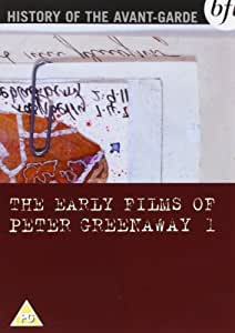 The Early Films Of Peter Greenaway - Vol. 1 [Reino Unido] [DVD]