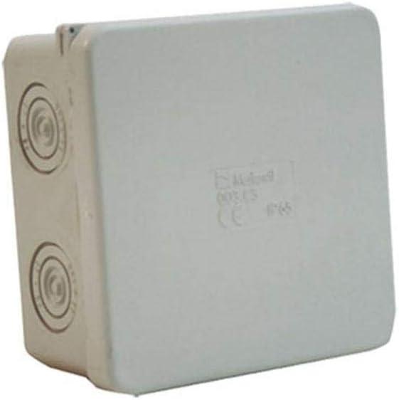 Caja hermética (10 x 10 cm x 50 x 94 94) IP66, protección IP67: Amazon.es: Iluminación