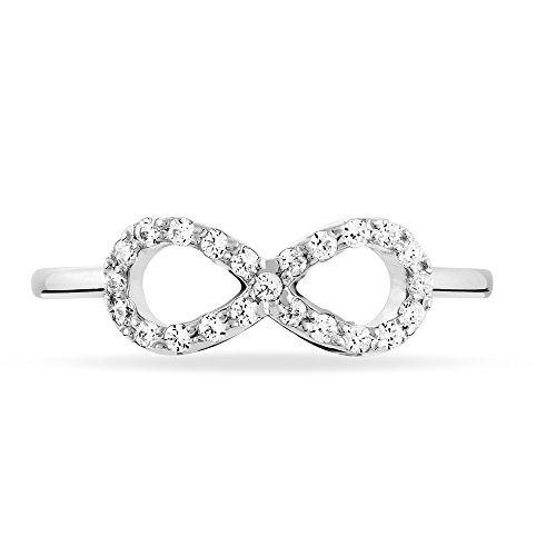 HISTOIRE D'OR - Solitaire Or Jaune et Diamant - Femme - Or blanc 375/1000