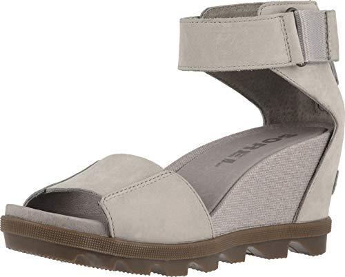 SOREL Women's Joanie¿ II Ankle Strap Dove Nubuck 6.5 B US