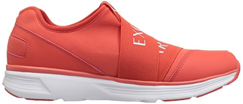 Armani Elastic X Band Exchange Logo Sneaker Red Granadine 9550608P414 Mens A RUdw56qR