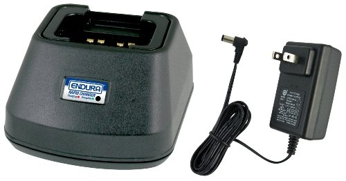 Rapid Desktop Charger for Motorola XTS3000 XTS3500 XTS5000 XTS1500 XTS2500 Radio by Endura