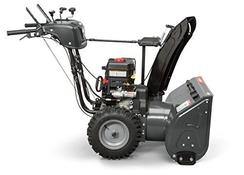 Briggs & Stratton 1227MDS Dual Stage Snowthrower Snow Thrower, 250cc by Briggs & Stratton (Image #5)