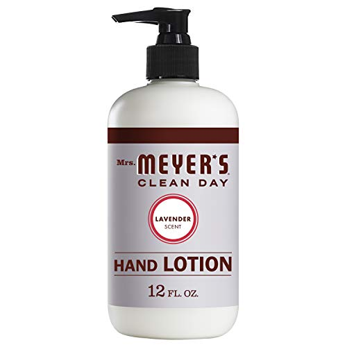 Extract Refill Skin Pump Moisturizer - Mrs. Meyer's Clean Day Hand Lotion, 12 oz (Pack - 1, Lavender)